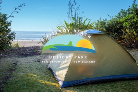 Website designed for Fitzroy Beach Holiday Park