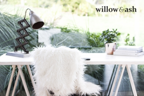 E-commerce website for Willow and Ash